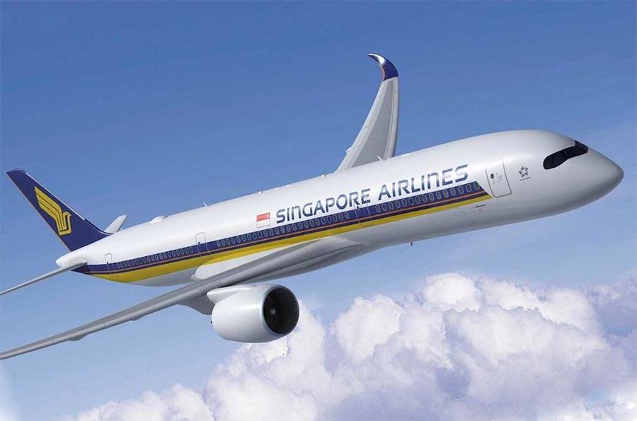 длинные авиарейсы в мире United Airlines/Singapore Airlines