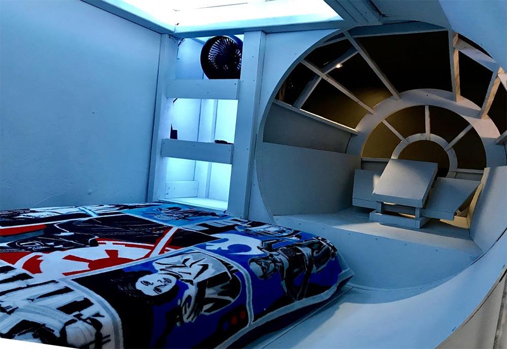 спальня Тысячелетний Сокол