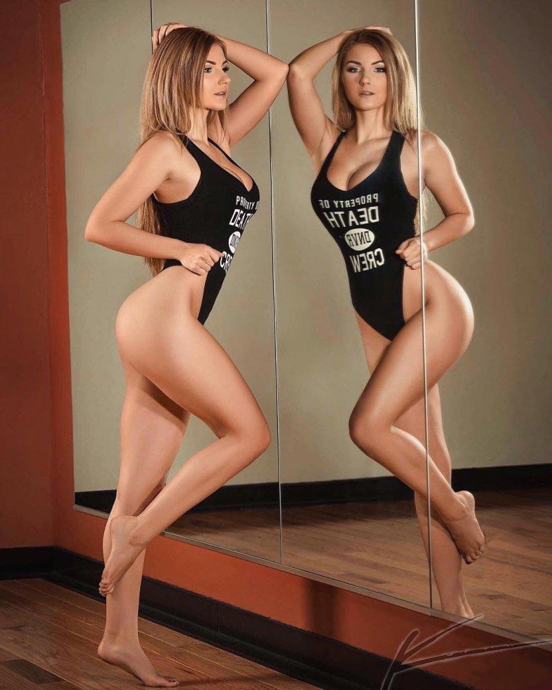 модель Полина Ситнова model Polina Sitnova