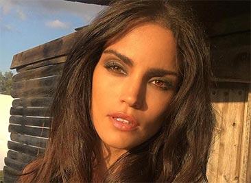 Бразильская фотомодель по имени Sofia