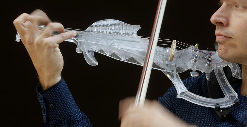 Предметы созданные 3D-принтером