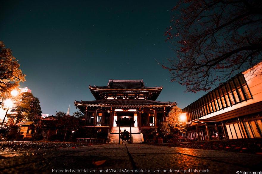 Патрик Морди Patrick Mordi Токио фотографии