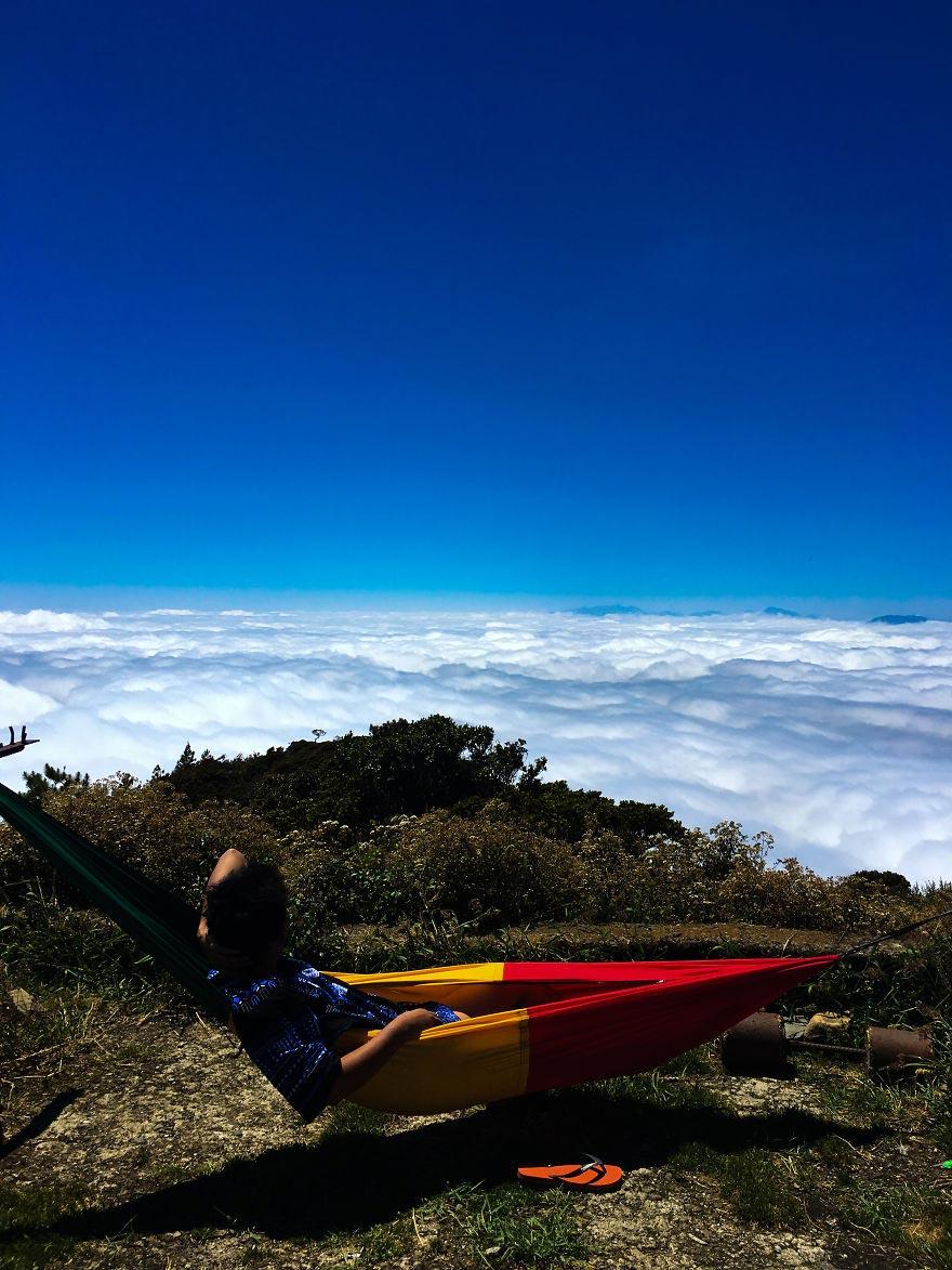 гора Амуяо Amuyao Филиппины Philippines