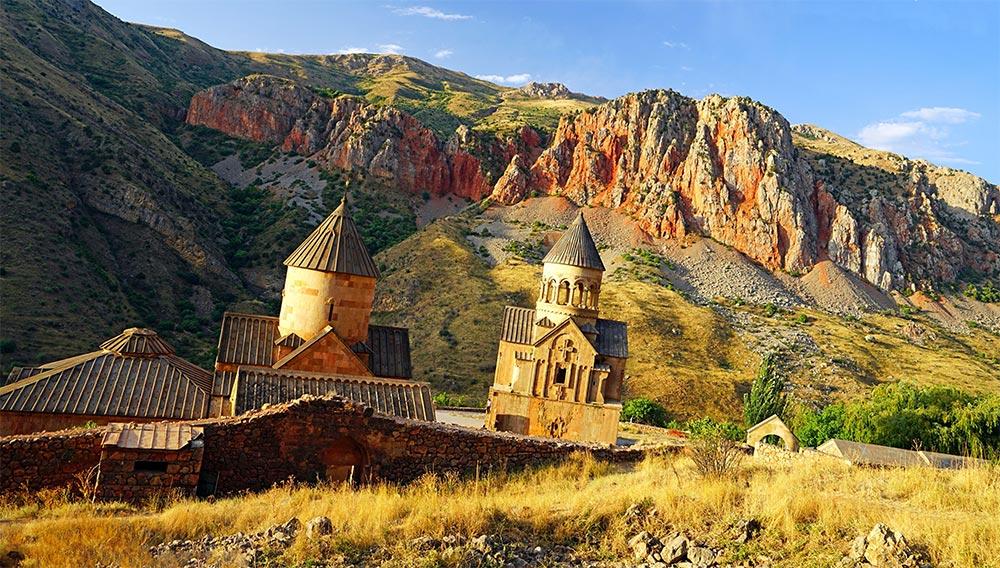 туристические направления Армения