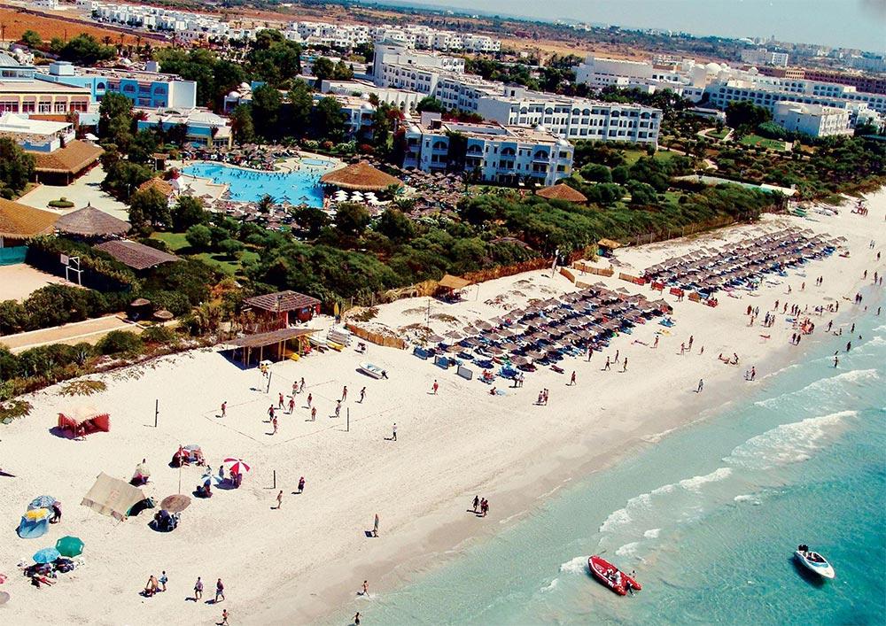 туристические направления Тунис