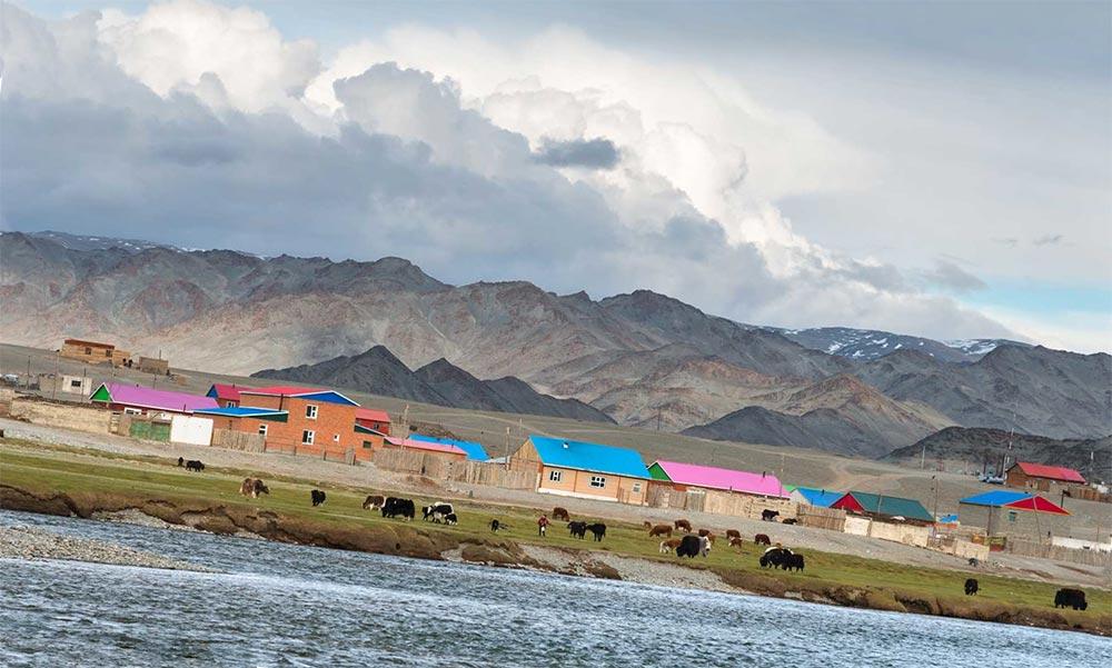 туристические направления Монголия