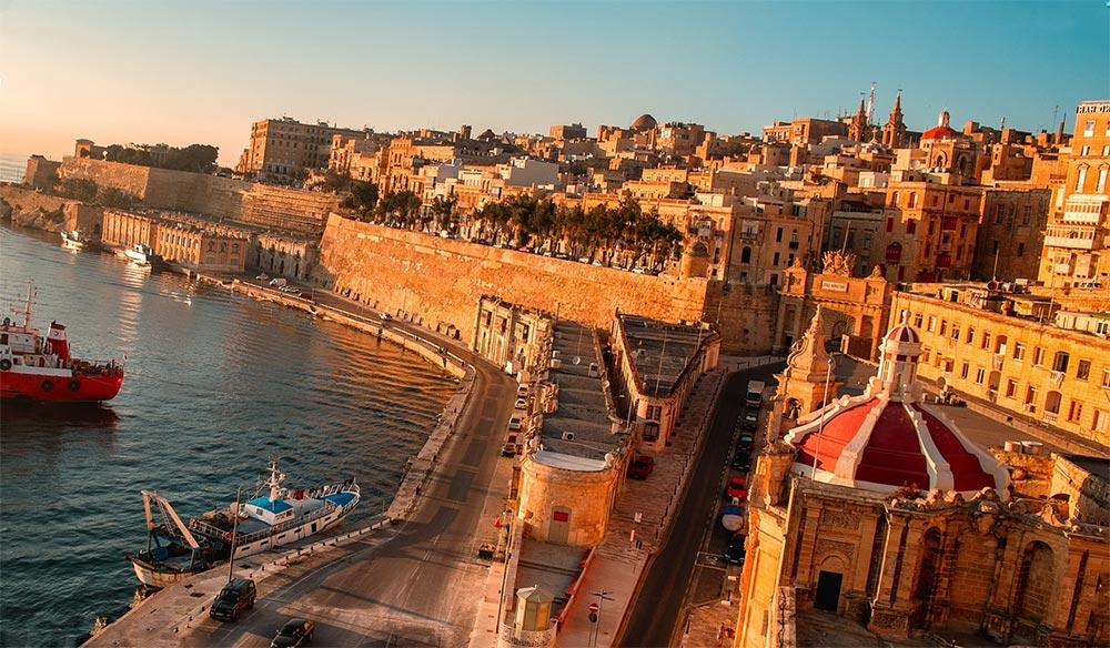туристические направления Мальта