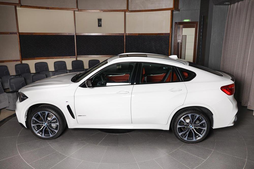 BMW X6 тюнинг M Performance