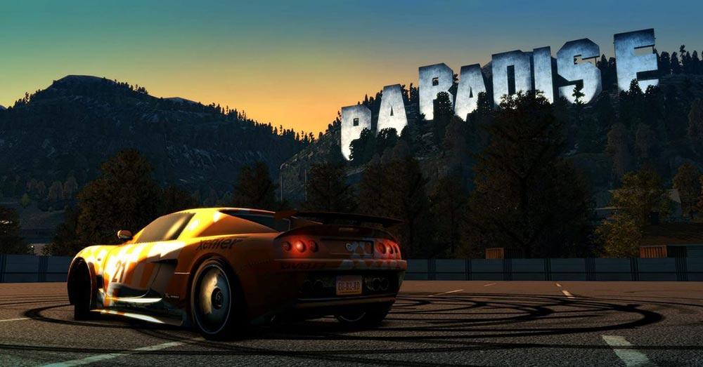 Обзор игры Burnout Paradise Remastered