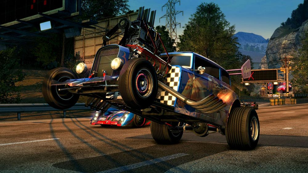 Обзор игры Burnout Paradise Remastered