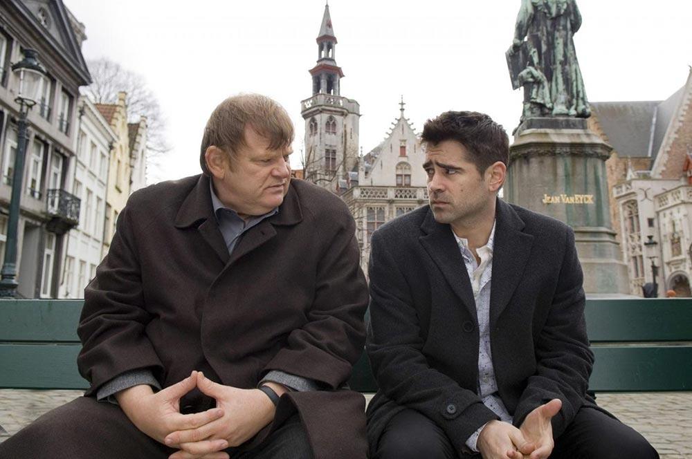 лучшие европейские криминальные фильмы Залечь на дно в Брюгге In Bruges
