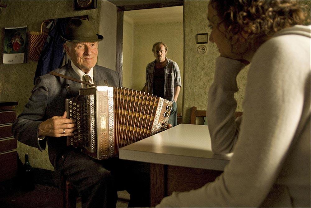 лучшие европейские криминальные фильмы Реванш Revanche