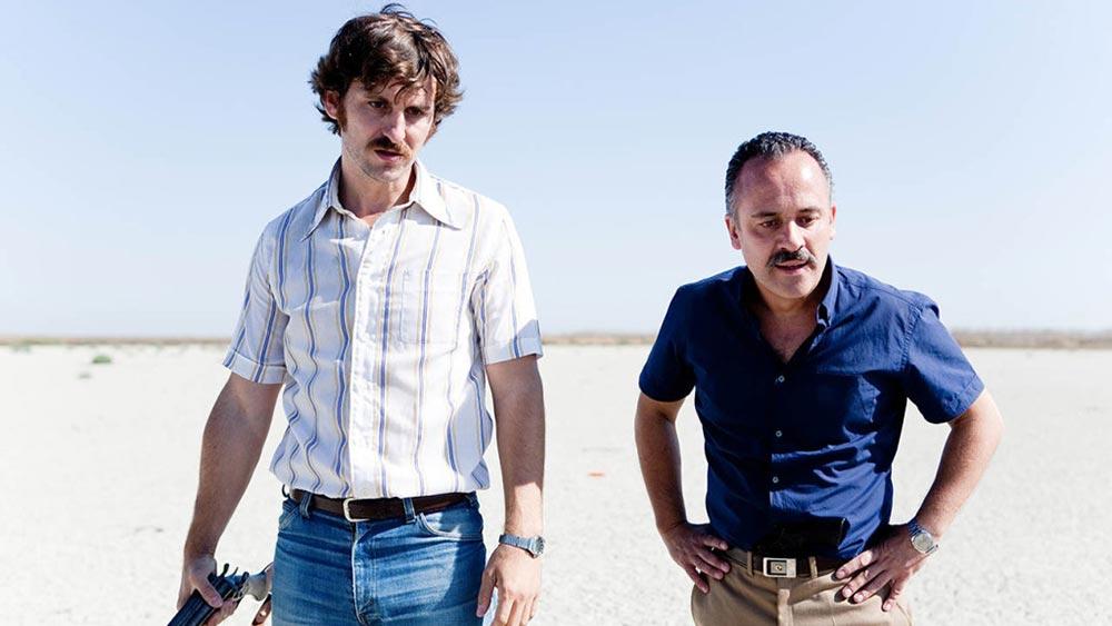 лучшие европейские криминальные фильмы Миниатюрный остров La isla mínima