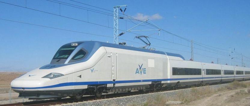 самые быстрые поезда мира Тальго 350