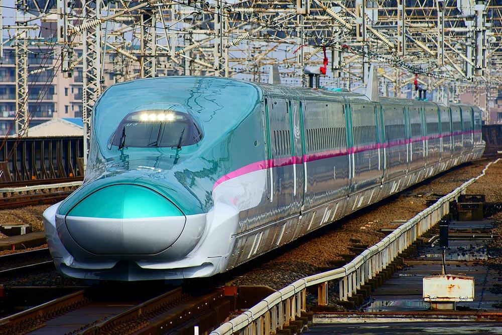 самые быстрые поезда мира Синкансен