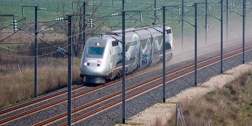 самые быстрые поезда мира ТГВ ПОС