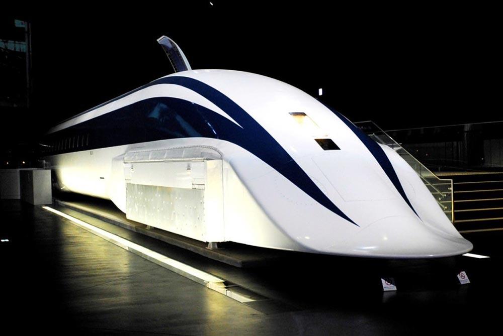 самые быстрые поезда мира ДжейАрМагЛев МЛИкс01