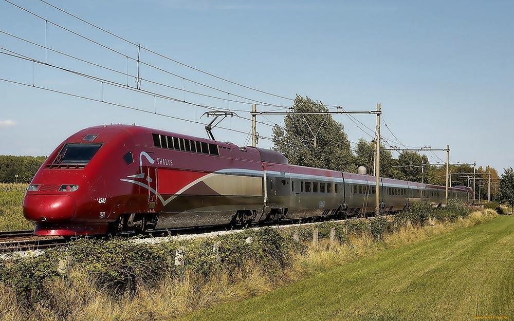 самые быстрые поезда мира Талис
