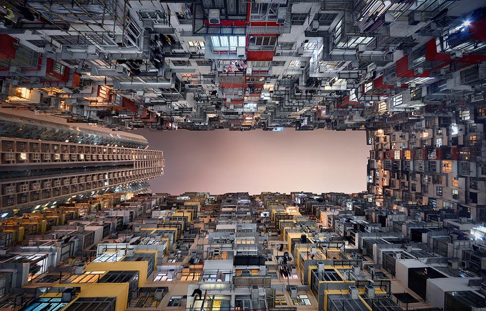 Romain Jacquet-Lagrèz Ромен Жак-Лагре Гонконгские каменные джунгли