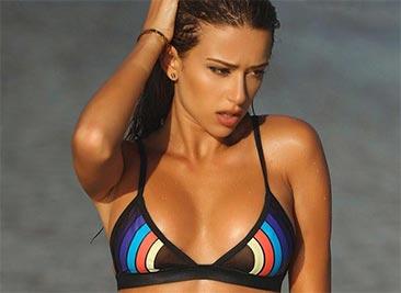 Прекрасная модель Синди Прадо