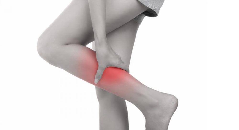 проблемы с артериями Боль в области икр