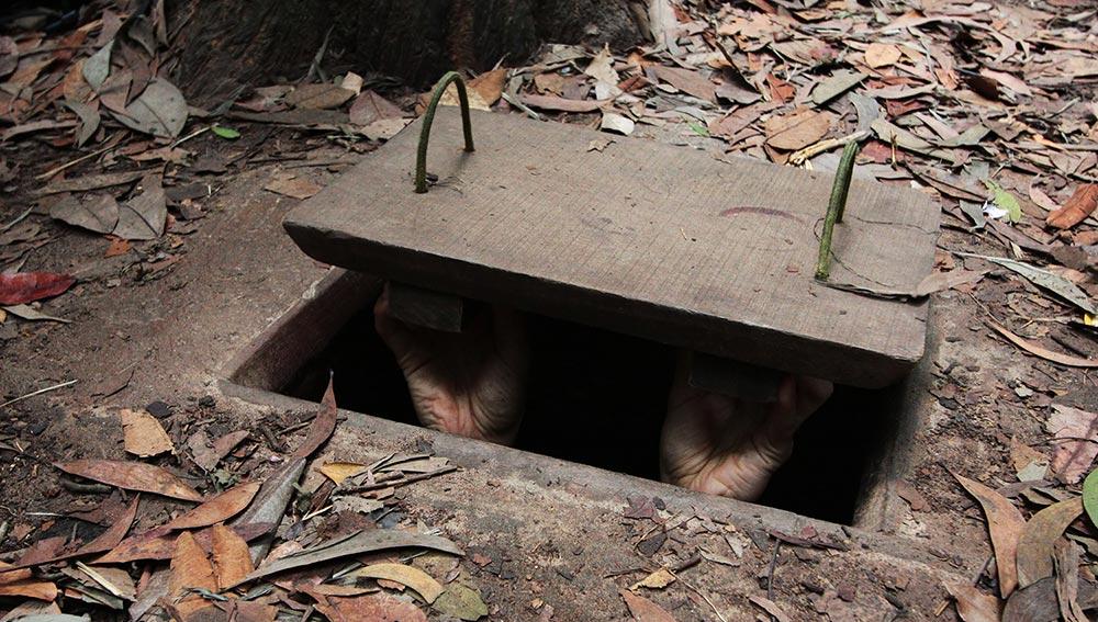подземные чудеса Тоннели Кути