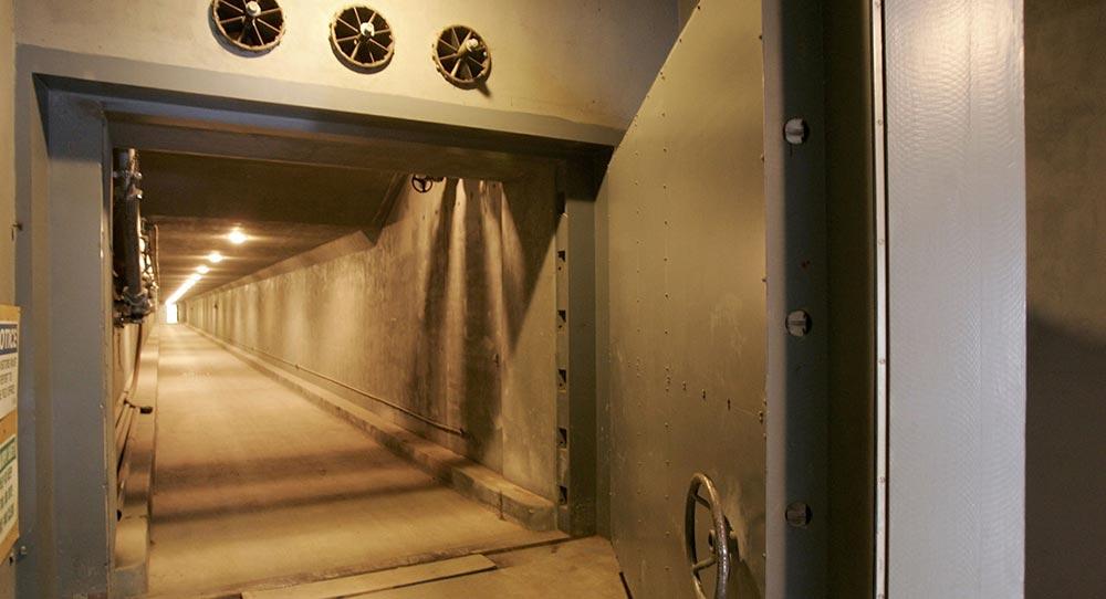 подземные чудеса Бункер Гринбрайер