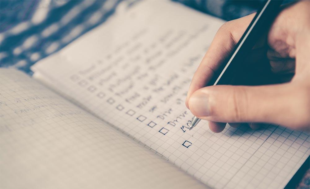 советы как планировать дела на день
