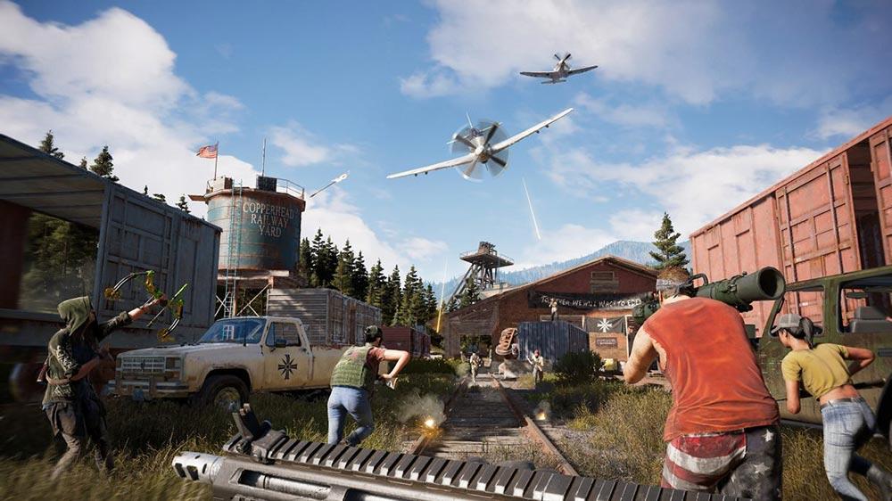 Обор игры Far Cry 5