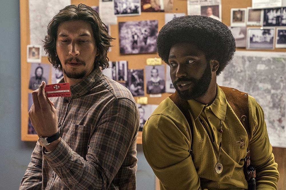 Каннский кинофестиваль 2018 Чёрный клановец BlacKkKlansman