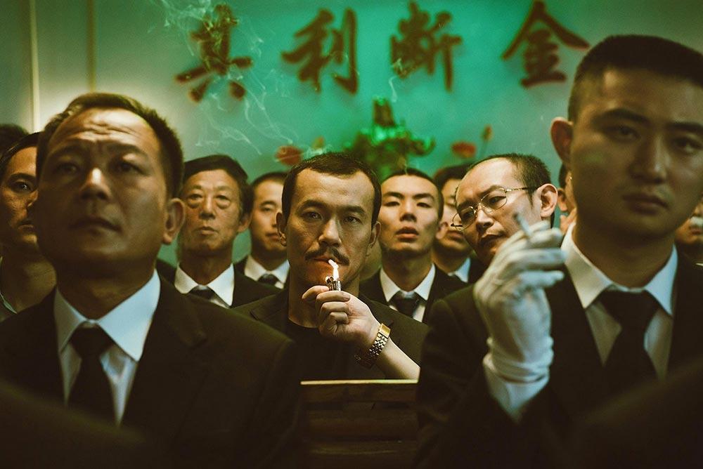 Каннский кинофестиваль 2018 Пепел самый чистый белый Jiang hu er nv