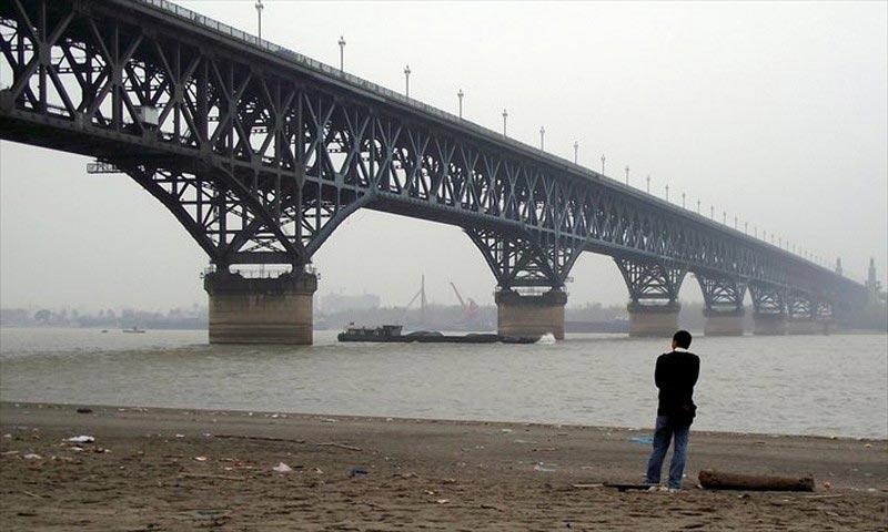 опасная река Янцзы