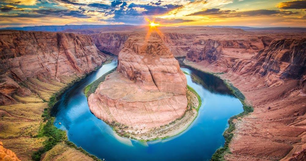 опасная река Колорадо