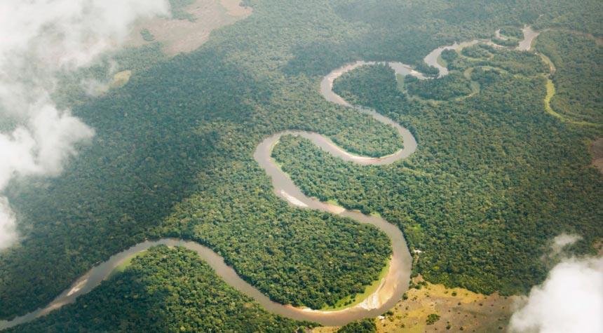 опасная река Конго