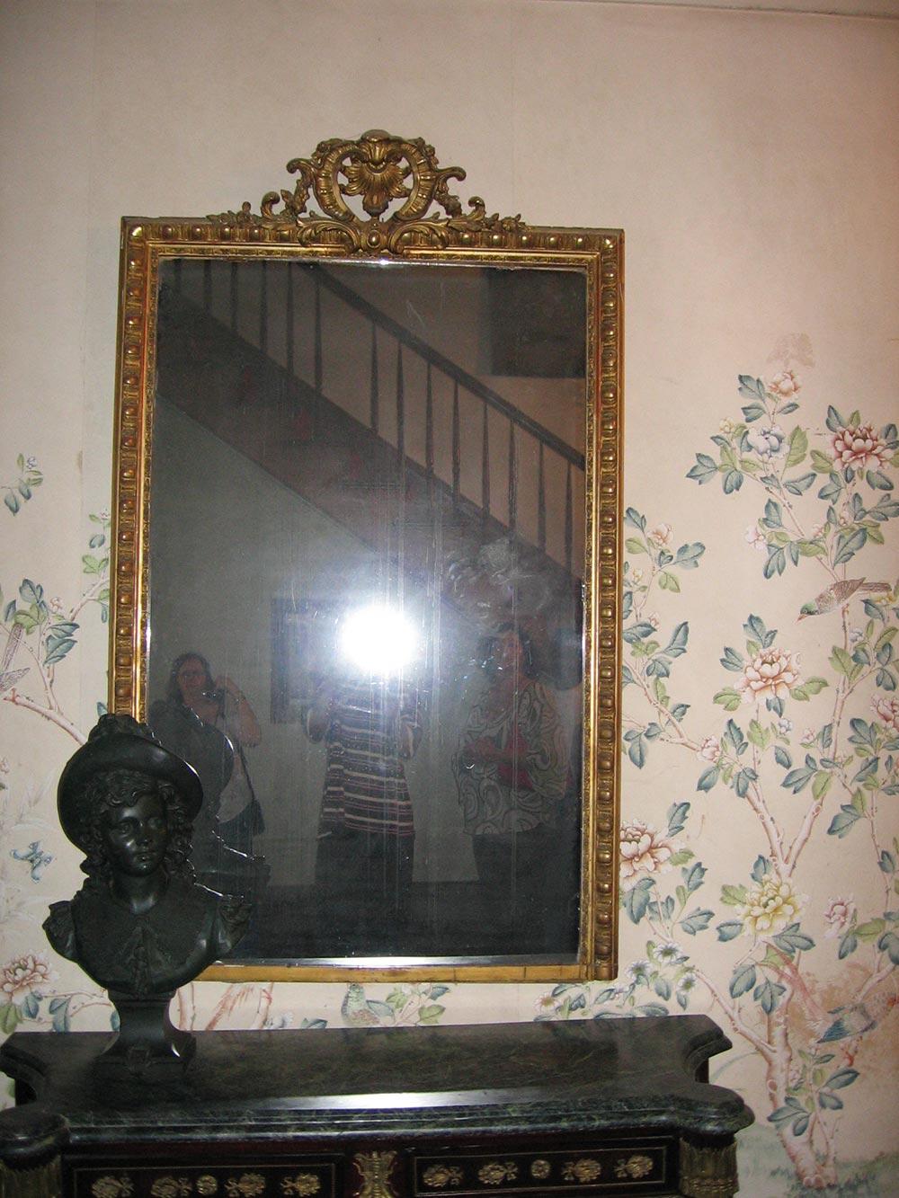 Проклятое зеркало плантации Миртл