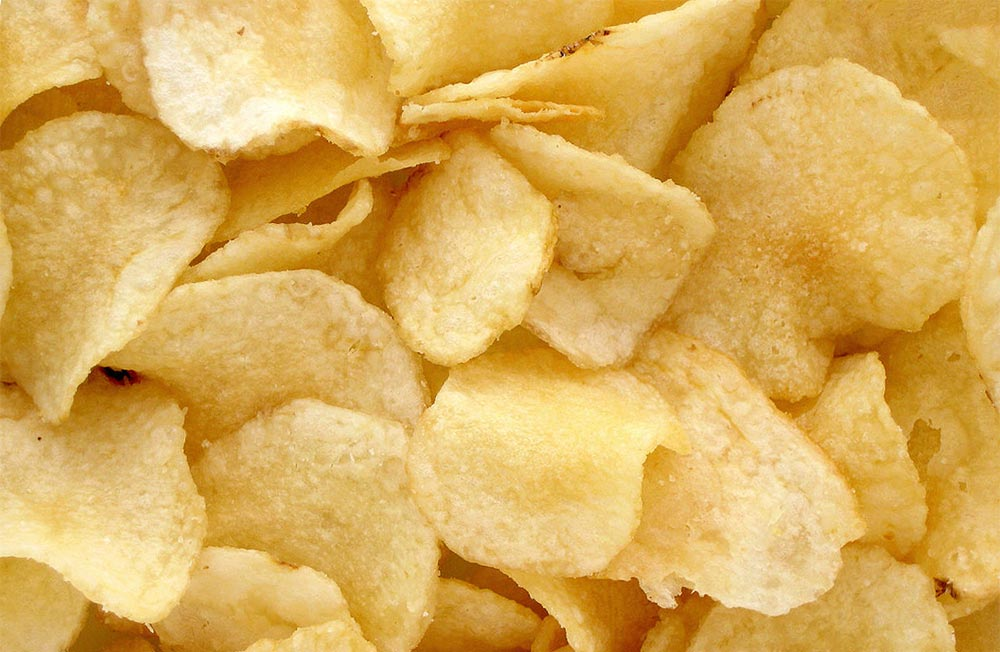 опасные продукты Картофельные чипсы