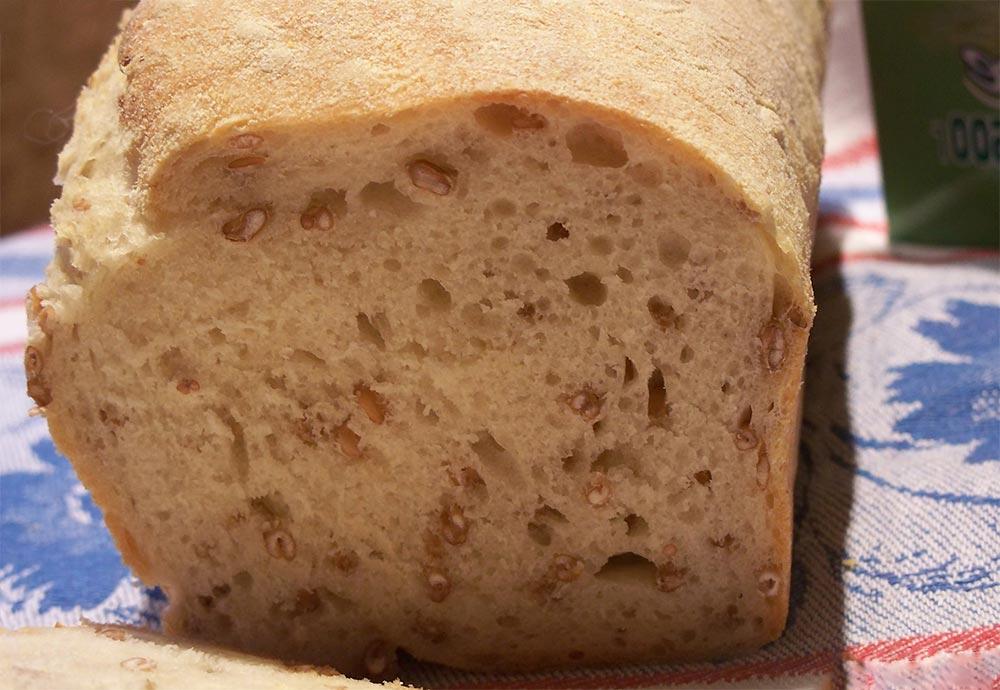 опасные продукты Белый хлеб и очищенная мука