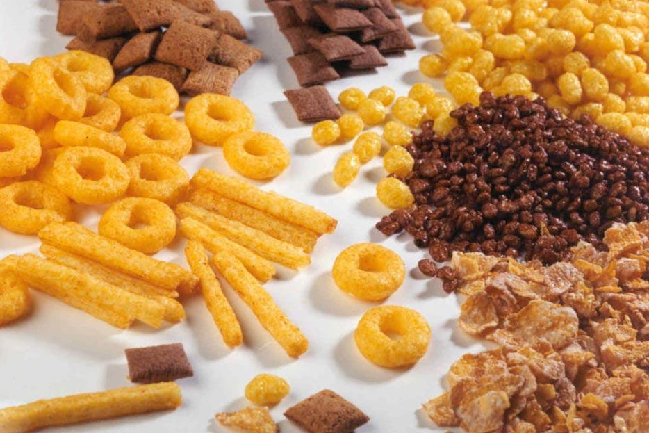 опасные продукты Сухие завтраки из зерновых продуктов