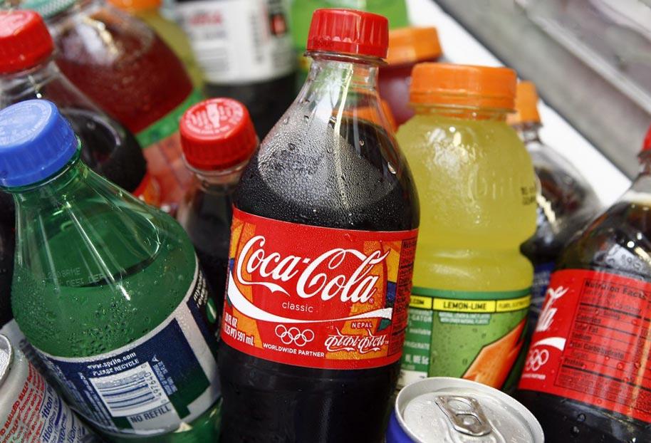 опасные продукты сладкая газированная вода