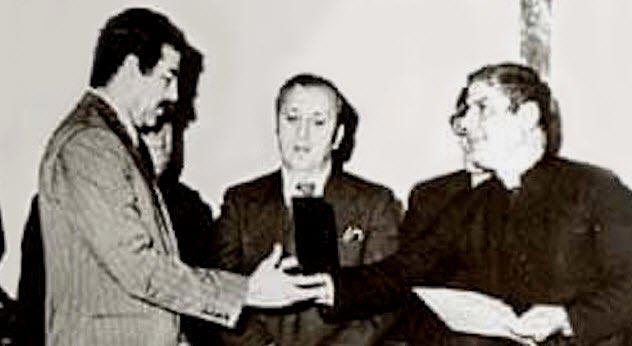 исторический факт ключ Саддама Хусейна от Детройта