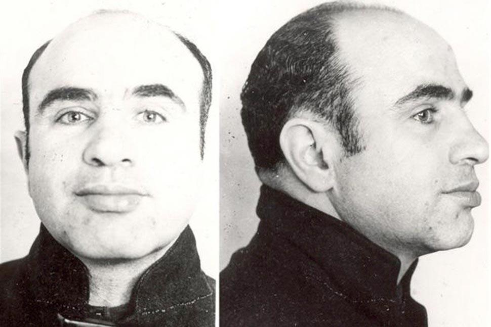 исторический факт Ошибка Аль Капоне