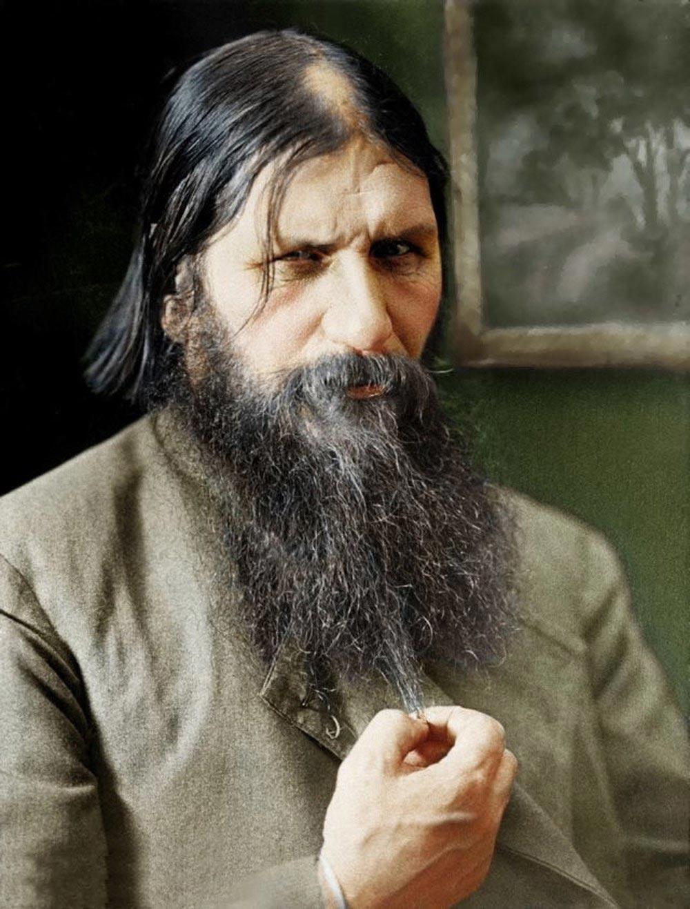 История России фото Григорий Распутин