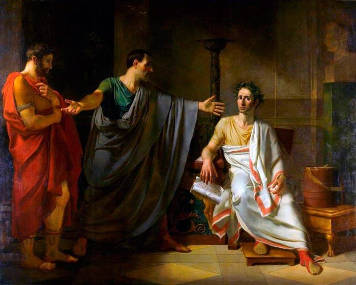 Юлий Цезарь  малоизвестные факты