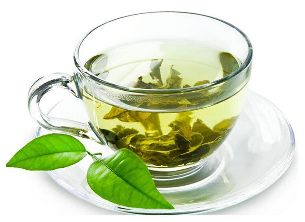 продукты избавят печень от токсинов Зеленый чай