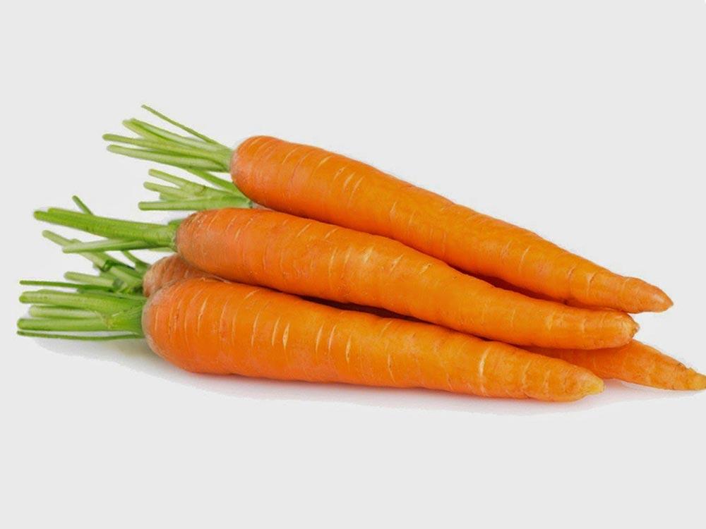 продукты избавят печень от токсинов Морковь