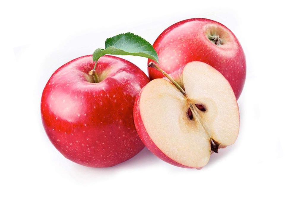 продукты избавят печень от токсинов Яблоки