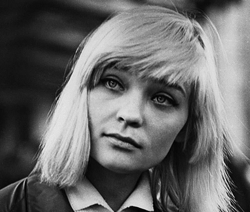 сексуальная актриса СССР Светлана Светличная