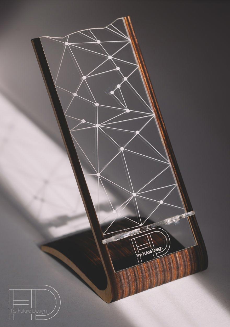 Деревянный декор: творческий и инновационный
