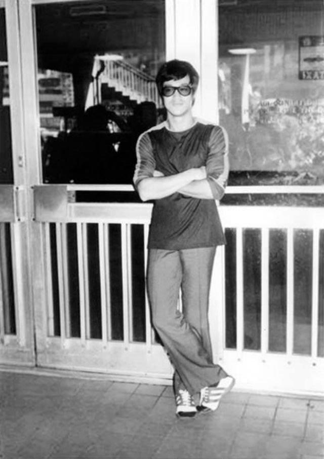 фото Брюс Ли Bruce Lee