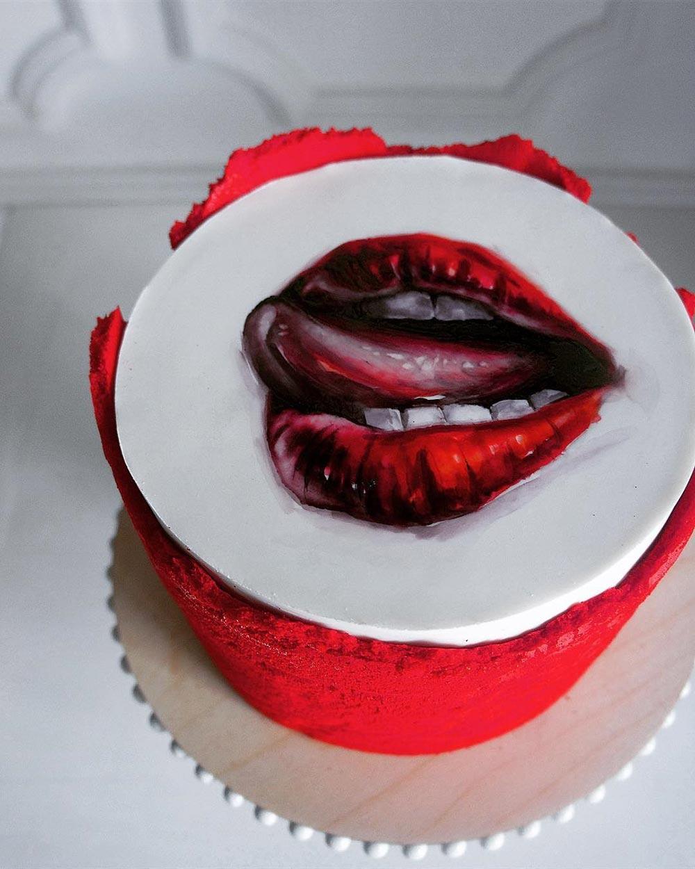 Восхитительные торты от кондитера из России